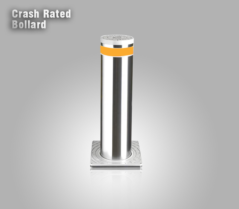 Crash Rated Bollards